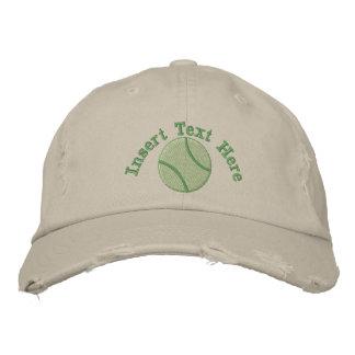 Gorra bordado tenis gorros bordados