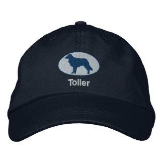 Gorra bordado Toller (azul) Gorra De Beisbol