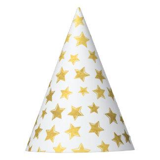 Gorra brillante del fiesta de las estrellas 2 del gorro de fiesta