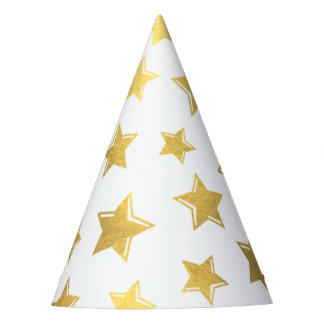 Gorra brillante del fiesta de las estrellas del gorro de fiesta
