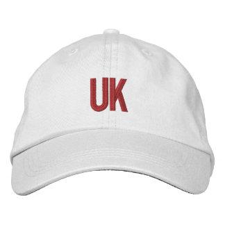 Gorra BRITÁNICO de Reino Unido Gorras De Beisbol Bordadas