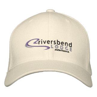 Gorra cabido de las lanas gorra de béisbol bordada