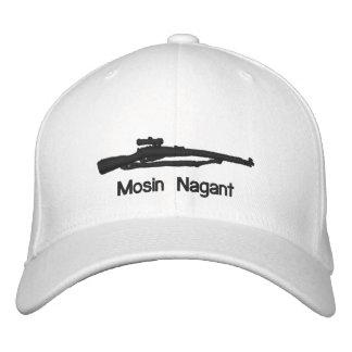 Gorra cabido Nagant bordado de Mosin Gorro Bordado