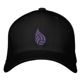 Gorra cabido negro gorra bordada
