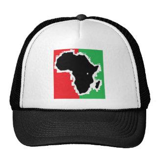Gorra Cacerola-Africano de los colores