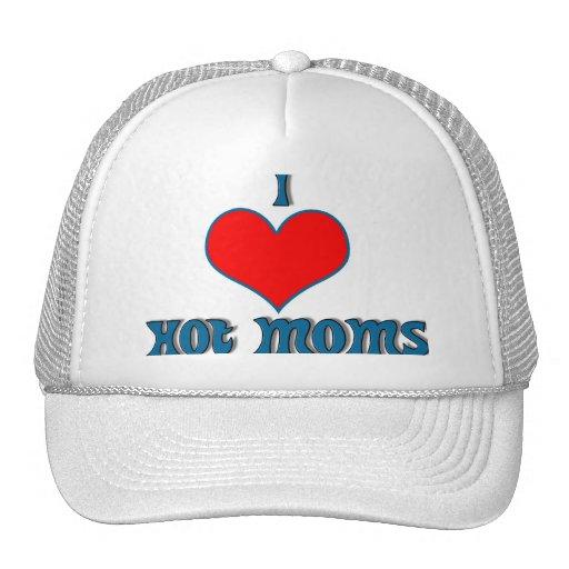 Gorra caliente de la mamá
