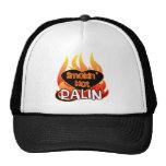 Gorra caliente de Smokin Palin