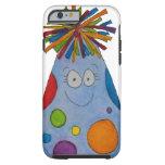 Gorra caprichoso del cumpleaños es mi regalo lindo funda de iPhone 6 tough