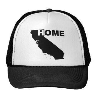 Gorra casero del casquillo de California