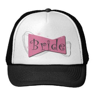 Gorra/casquillo de la novia gorras de camionero