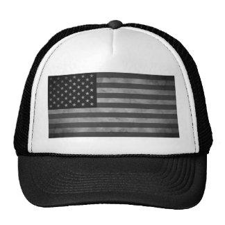 Gorra/casquillo del camionero de la bandera americ gorra