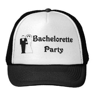 Gorra/casquillo del fiesta de Bachelorette Gorro