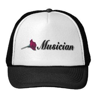 Gorra/casquillo del músico del boda