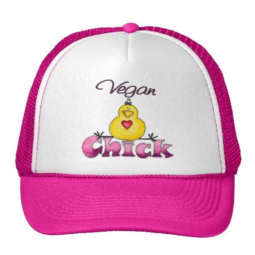 Gorra/casquillo del polluelo del vegano