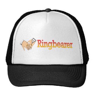 Gorra/casquillo del portador de anillo gorras