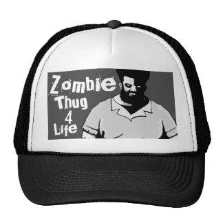 Gorra, casquillo, gamberro del zombi casquillo de
