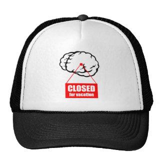 Gorra cerrado