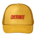 Gorra cherokee de la estrella