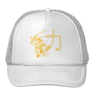 Gorra chino del guerrero