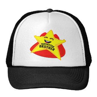 ¡gorra chistoso de BROTHER de la superestrella!
