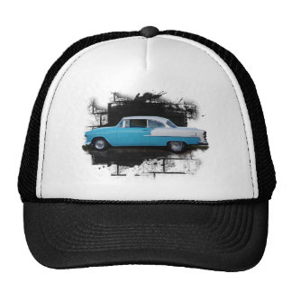 Gorra clásico 1955 de los coches del Aire del beli