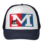 Gorra clásico del camionero del alcohol de Mowglis