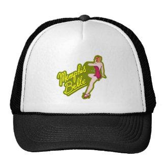 Gorra cobrable de MBelle $17,95 (11 colores)