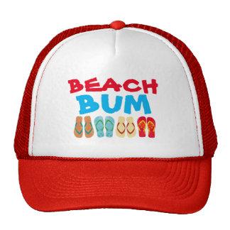 Gorra colorido del vago de la playa de los