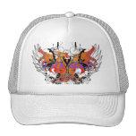 Gorra con alas Phoenix anaranjado ASUSTADIZO del c