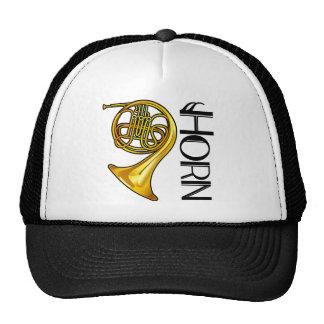 Gorra con clase de la trompa