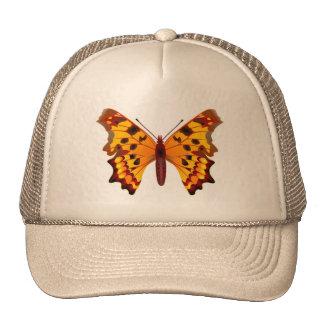 Gorra con el polygonia buttehfly