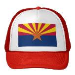 Gorra con la bandera del estado de Arizona - los E
