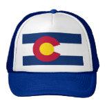 Gorra con la bandera del estado de Colorado - los
