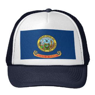 Gorra con la bandera del estado de Idaho - los E E