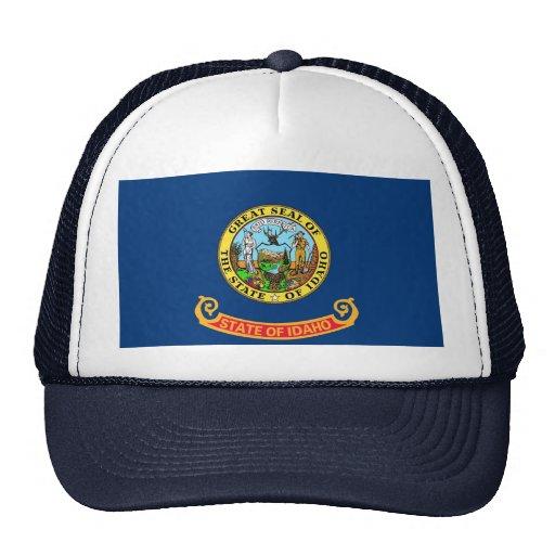 Gorra con la bandera del estado de Idaho - los E.E
