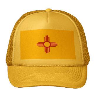 Gorra con la bandera del estado de New México - lo