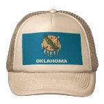 Gorra con la bandera del estado de Oklahoma - los