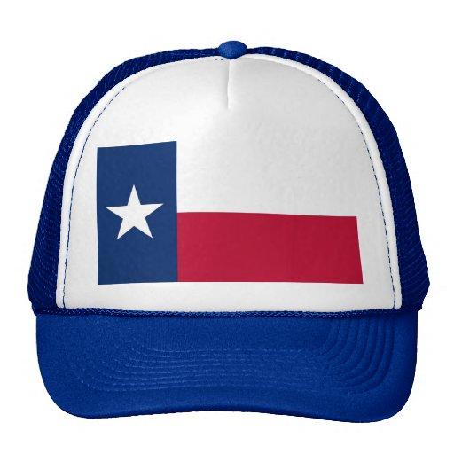 Gorra con la bandera del estado de Tejas - los E.E