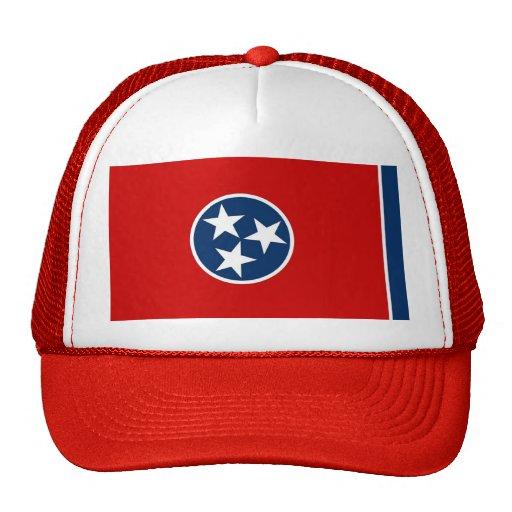 Gorra con la bandera del estado de Tennessee - los
