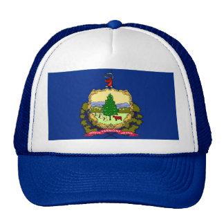 Gorra con la bandera del estado de Vermont - los E
