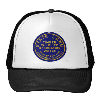 Gorra con símbolo de la tierra del estado de NY