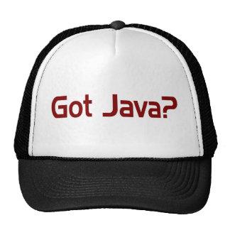 Gorra conseguido de Java