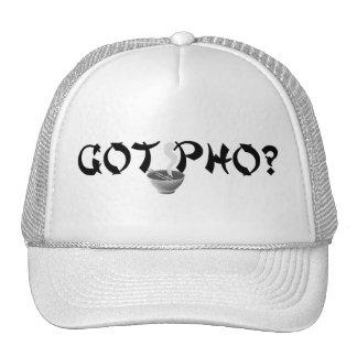 Gorra conseguido de Pho