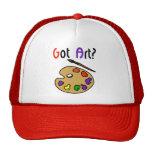 Gorra conseguido del arte