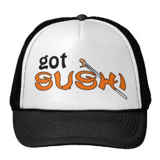 gorra conseguido del sushi