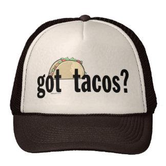 Gorra conseguido del Tacos