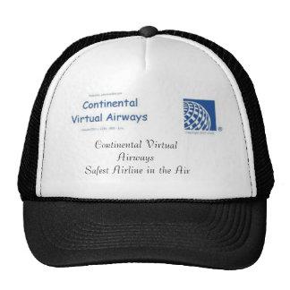 Gorra continental del VA