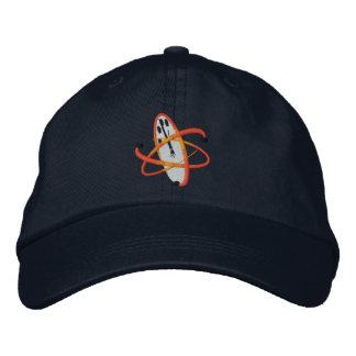 Gorra crítico del logotipo del lío gorra de beisbol bordada