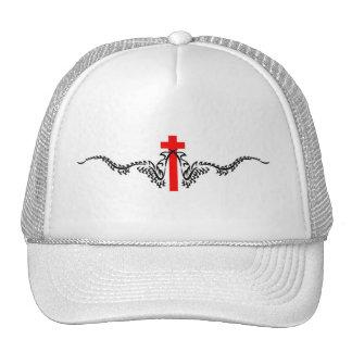 Gorra cruzado del dragón