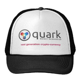 Gorra Crypto el | Quarkcoin de la moneda del Quark
